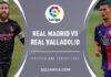Liga, Real Madrid-Valladolid: quote, pronostico e probabili formazioni
