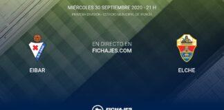Liga, Eibar-Elche: quote, pronostico e probabili formazioni