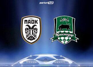Champions League, Paok-Krasnodar: quote, pronostico e probabili formazioni