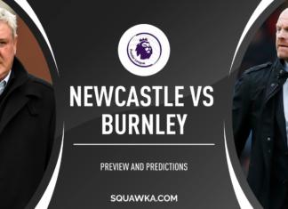 Premier League, Newcastle-Burnley: quote, pronostico e probabili formazioni