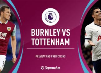Premier League, Burnley-Tottenham: quote, pronostico e probabili formazioni
