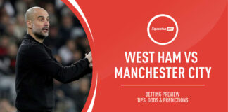 Premier League, West Ham-Manchester City: quote, pronostico e probabili formazioni