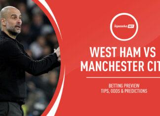 Premier League, West Ham-Manchester City: quote, pronostico e probabili formazioni