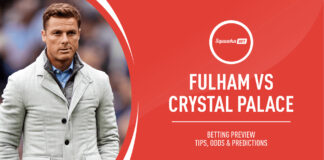 Premier League, Fulham-Crystal Palace: quote, pronostico e probabili formazioni