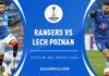 Europa League, Rangers-Lech: quote, pronostico e probabili formazioni