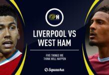 Premier League, Liverpool-West Ham: quote, pronostico e probabili formazioni