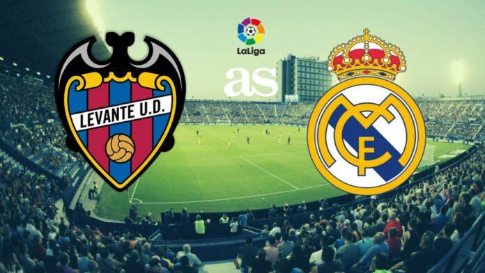 Liga, Levante-Real Madrid: quote, pronostico e probabili formazioni