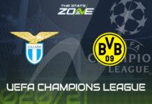 Champions League, Lazio-Borussia Dortmund: quote, pronostico e probabili formazioni