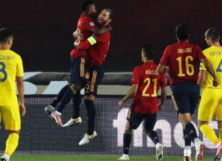 Nations League, Ucraina-Spagna: quote, pronostico e probabili formazioni