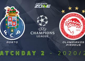 Champions League, Porto-Olympiakos: quote, pronostico e probabili formazioni