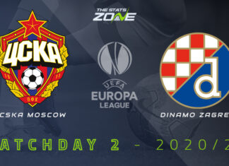 Europa League, CSKA Mosca-Dinamo Zagabria: quote, pronostico e probabili formazioni