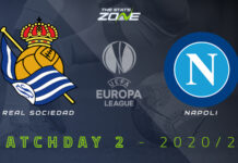 Europa League, Real Sociedad-Napoli: quote, pronostico e probabili formazioni
