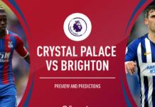 Premier League, Crystal Palace-Brighton: quote, pronostico e probabili formazioni