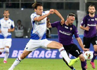 Serie A, Fiorentina-Sampdoria: quote, pronostico e probabili formazioni