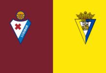 Liga, Eibar-Cadice: quote, pronostico e probabili formazioni