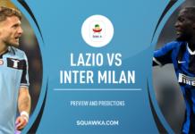 Serie A, Lazio-Inter: quote, pronostico e probabili formazioni