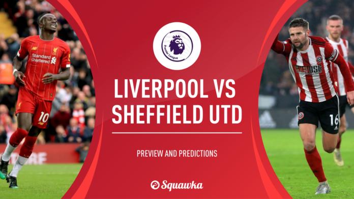 Premier League, Liverpool-Sheffield Utd: quote, pronostico e probabili formazioni