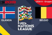 Nations League, Islanda-Belgio: quote, pronostico e probabili formazioni