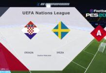 Nations League, Croazia-Svezia: quote, pronostico e probabili formazioni