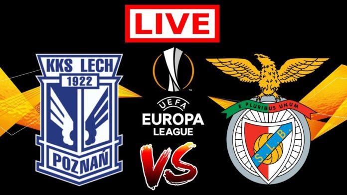 Europa League, Lech Poznan-Benfica: quote, pronostico e probabili formazioni