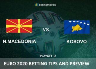 Spareggi Euro 2021, Macedonia-Kosovo: quote, pronostico e probabili formazioni