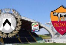 Serie A, Udinese-Roma: quote, pronostico e probabili formazioni