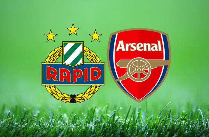Europa League, Rapid Vienna-Arsenal: quote, pronostico e probabili formazioni