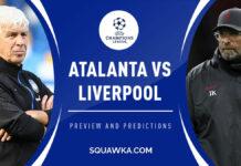 Champions League, Atalanta-Liverpool: quote, pronostico e probabili formazioni