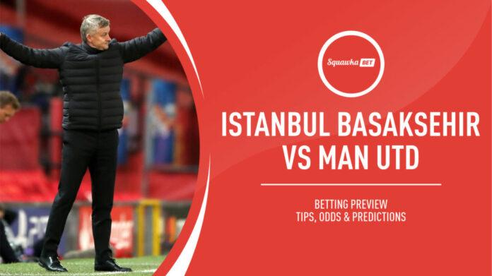 Champions League, Basaksehir-Manchester United: quote, pronostico e probabili formazioni
