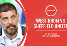 Premier League, West Bromwich-Sheffield Utd: quote, pronostico e probabili formazioni