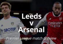 Premier League, Leeds-Arsenal: quote, pronostico e probabili formazioni