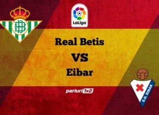 Liga, Betis-Eibar: quote, pronostico e probabili formazioni