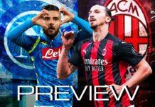 Serie A, Napoli-Milan: quote, pronostico e probabili formazioni