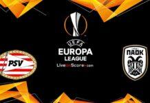Europa League, PSV-PAOK: quote, pronostico e probabili formazioni