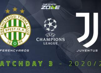 Champions League, Ferencvaros-Juventus: quote, pronostico e probabili formazioni