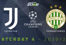 Champions League, Juventus-Ferencvaros: quote, pronostico e probabili formazioni