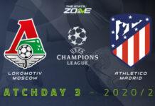 Champions League, Lokomotiv Mosca-Atletico Madrid: quote, pronostico e probabili formazioni