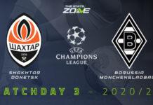 Champions League, Shakhtar-Monchengladbach: quote, pronostico e probabili formazioni