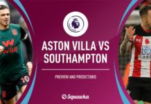 Premier League, Aston Villa-Southampton: quote, pronostico e probabili formazioni