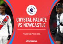 Premier League, Crystal Palace-Newcastle: quote, pronostico e probabili formazioni