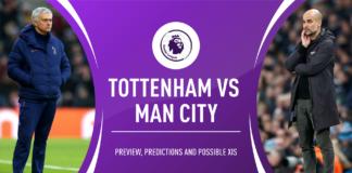 Premier League, Tottenham-Manchester City: quote, pronostico e probabili formazioni