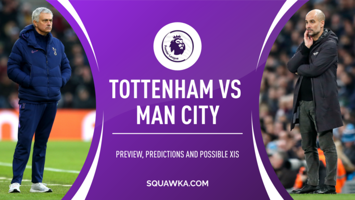 Premier League, Tottenham-Manchester City: quote, pronostico e probabili formazioni