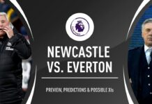 Premier League, Newcastle-Everton: quote, pronostico e probabili formazioni