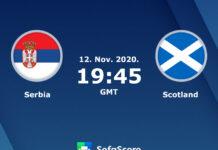 Qualificazioni Euro 2021, Serbia-Scozia: quote, pronostico e probabili formazioni