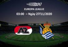 Europa League, AZ Alkmaar-Real Sociedad: quote, pronostico e probabili formazioni