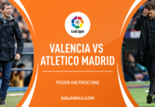 Liga, Valencia-Atletico Madrid: quote, pronostico e probabili formazioni