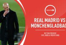 Champions League, Real Madrid-Monchengladbach: quote, pronostico e probabili formazioni