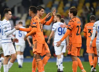 Champions League, Juventus-Dinamo Kiev: quote, pronostico e probabili formazioni