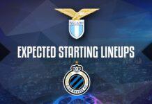 Champions League, Lazio-Club Brugge: quote, pronostico e probabili formazioni