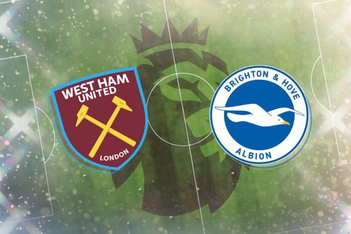Premier League, West Ham-Brighton: quote, pronostico e probabili formazioni